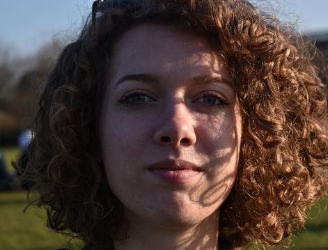 Isabel - portret Diafragma