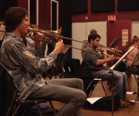 6 Amsterdam Studenten Big Band © Juliett