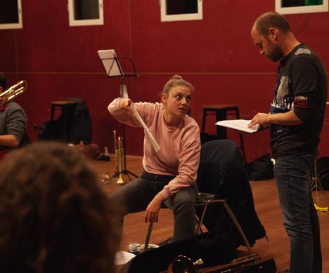 2 Amsterdam Studenten Big Band © Juliett
