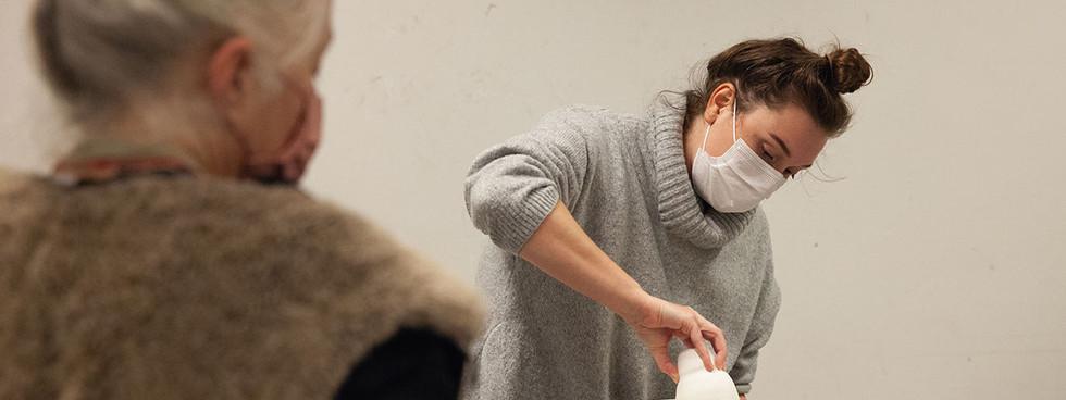 11 Keramisch boetseren © Juliette de Gro