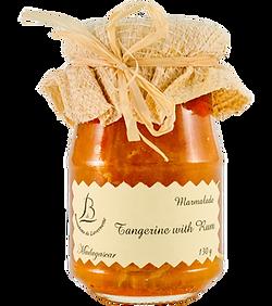 紅島BDL天然純手工法式果醬 - #23萊姆柑橘醬 Tangerine with Rum