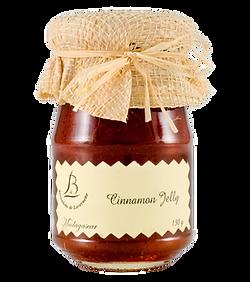 紅島BDL天然純手工法式果醬 - #19純釀肉桂凍 Cinnamon Jelly