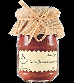 紅島BDL天然純手工法式果醬 - #16甜地瓜醬 Sweet Potatoes with Spices