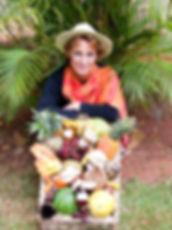 紅島BDL果醬創辦人,法國貴族後裔、果醬鬼才Brigitte 女士。