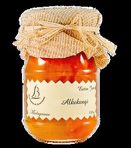 紅島BDL天然純手工法式果醬 - #08純釀燈籠果醬 Alkekengi