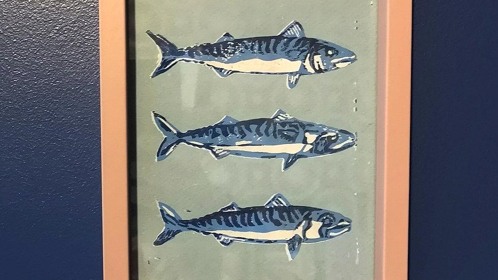 Mackerel trio