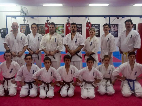 EVENT: Kyokushin Victorian Titles