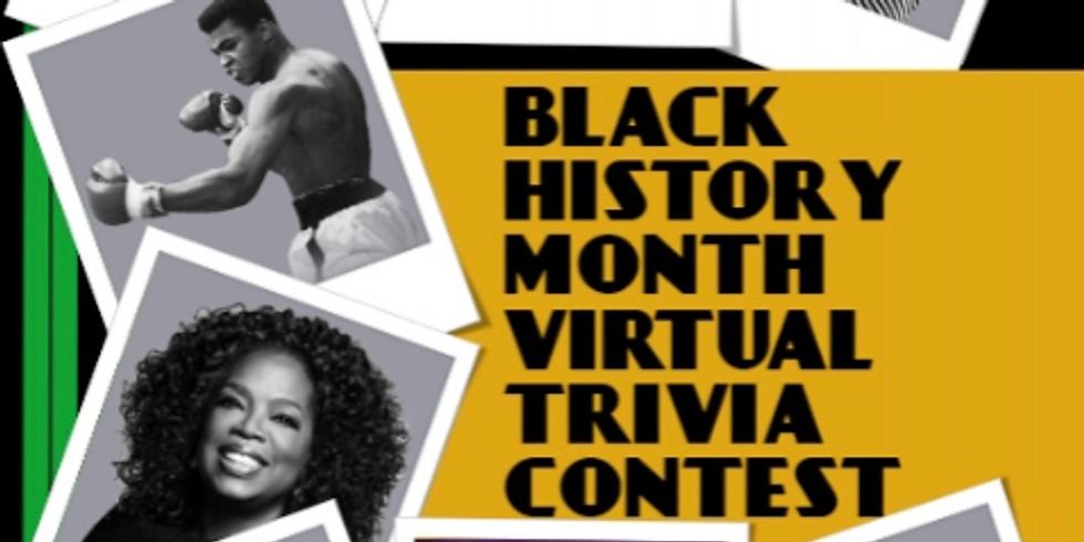 Virtual Workshop - Black History Month Trivia Contest (1)