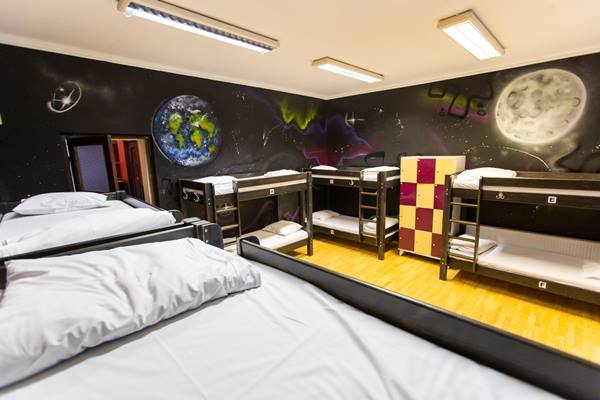 comfortable dormitories