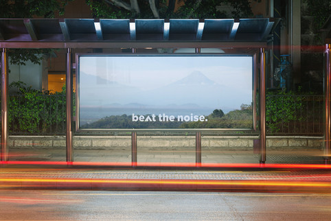 advertisement of mountainous locations