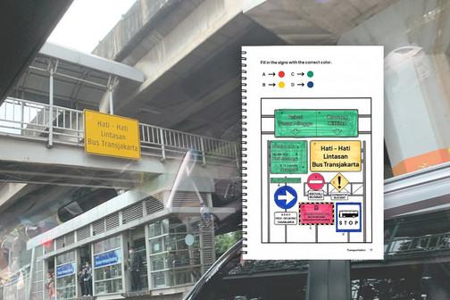 Jakarta's Signages