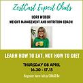 INSTA Zesty Expert Chats - Lori Weber.pn
