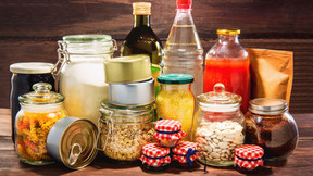 How to have a mindful pantry