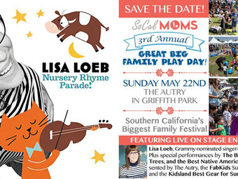 Episode #29 - Lisa Loeb & The Great Big Family Play Day