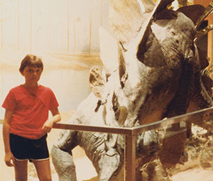 EPISODE #7: Richard Kissel, Paleontologist