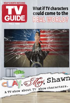 Clay, May, Shawn Pilot