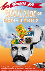 Team 28 Cavalcade of Com-ilarity