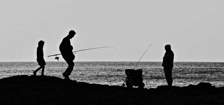 El Cotillo, Siluetas pescadores 4.jpg