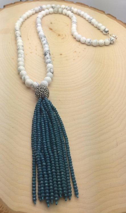 Ibiza Blue Necklace