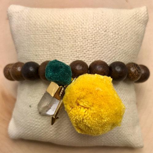 Wood Festival Bracelet