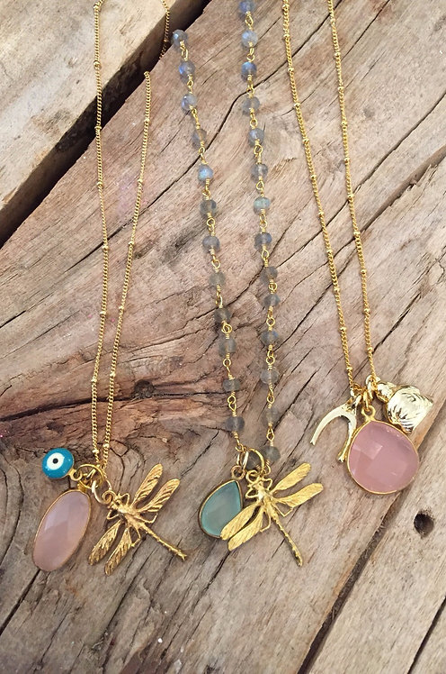 Charmed Short Necklace