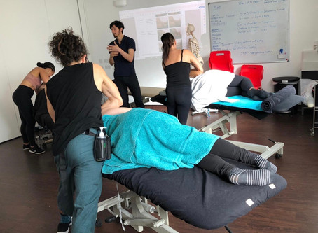 Stretchology 101:  Training in Assisted Stretch Therapy