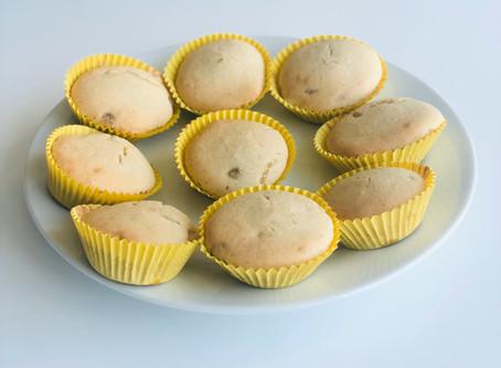 Vegan and Gluten Free Vanilla Protein Cupcakes...