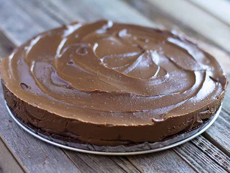 Recipe: Raw Chocolate Torte