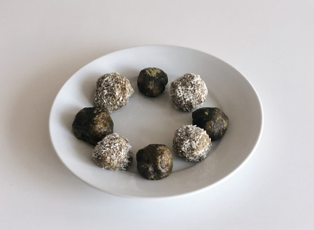 Quick and Easy Matcha Protein Balls Recipe