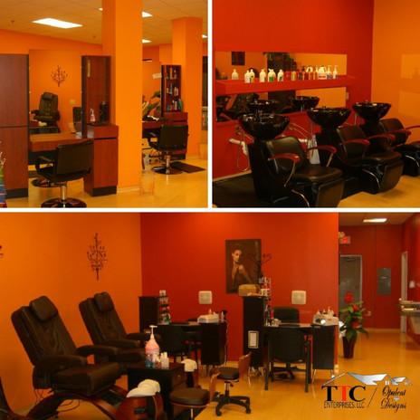 Hair Salon Redesign