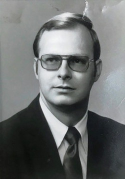Rev. Charles McGaha