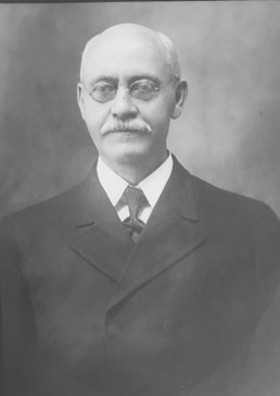 Rev. Andrew H. Harshaw, DD