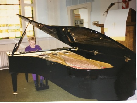 Estonia Grand Piano
