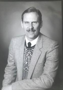 Rev. Tom Holslag