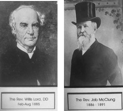 Rev. Lord and McClung