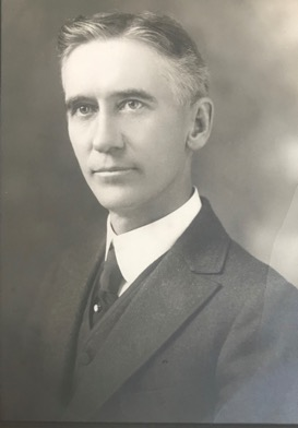 Rev. Dudley M. Clagett