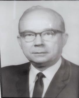Rev. Wilbur DeYoung