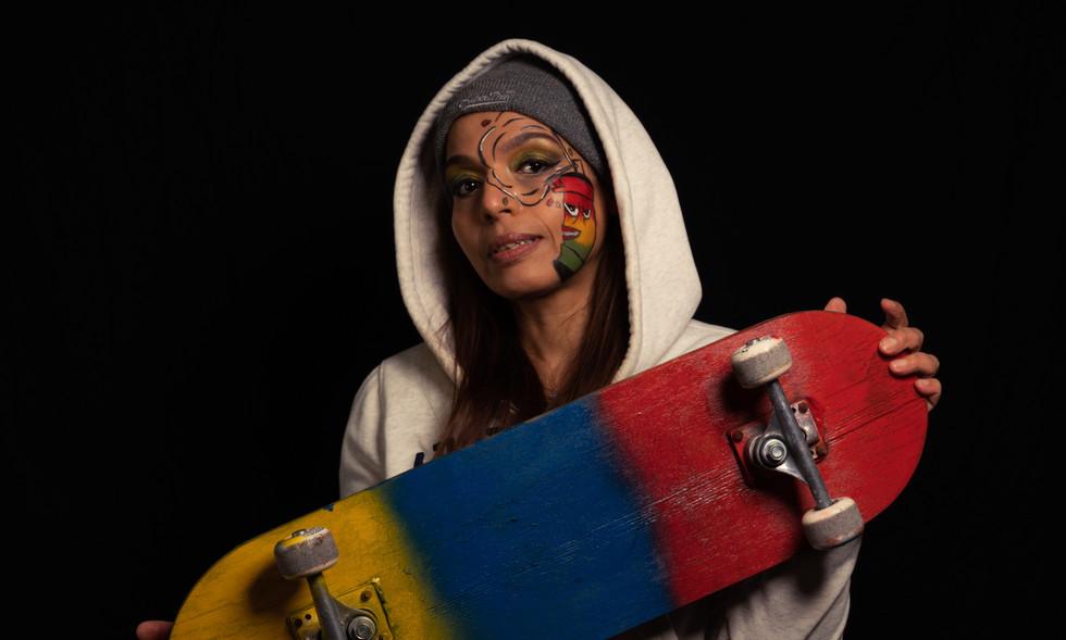 Sarah Toronski et le Street Art 1