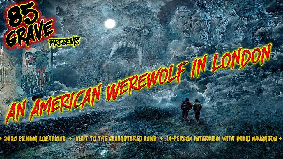 American Werewolf in London Film Templat