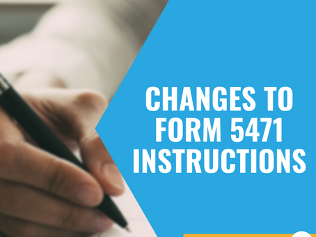 2020 Form 5471 Instructions