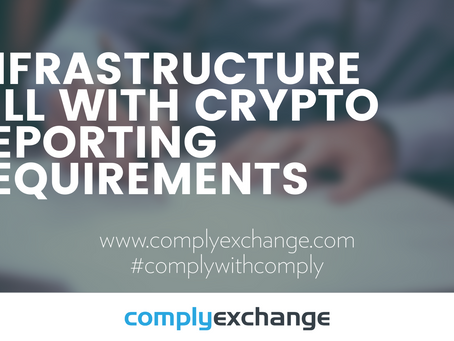 U.S. Senate Introduced Infrastructure Bill With Crypto Reporting Requirements