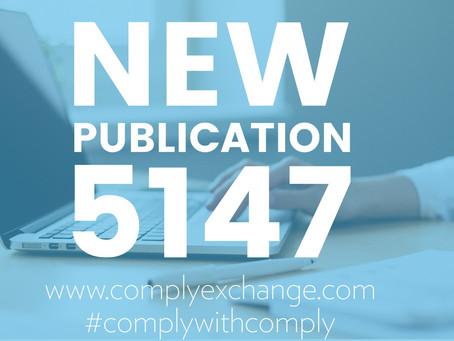 New Publication 5147