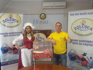 16-го мая сеть магазинов ZOLUȘCA провела свой 4-й онлайн-розыгрыш!