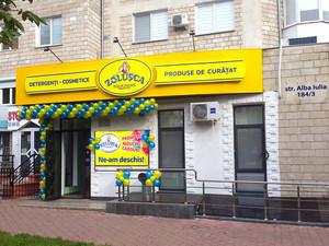 AM DESCHIS UN NOU MAGAZIN ZOLUȘCA pe str. Alba Iulia ! Открыт новый магазин ZOLUȘCA на ул. Алба Юлия
