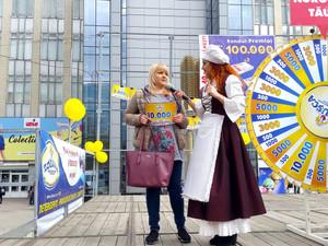 ZOLUȘCA разыграла 40 денежных призов на сумму 100.000 леев!