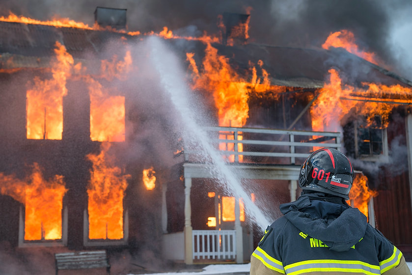 House fire home insurance attorney in Fo