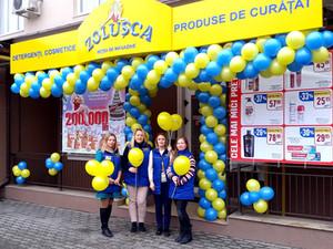 AM DESCHIS UN NOU MAGAZIN ZOLUȘCA pe str. Alba Iulia ! Открыт новый магазин ZOLUȘCA на ул.Алба Юлия!