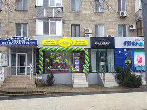Deschiderea unui nou magazin ZOLUȘCA pe bd. Gr.Vieru, 16!