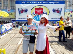 Суперпутёвку в Турцию на розыгрыше 15-го июня выиграл Petru Avădăni!