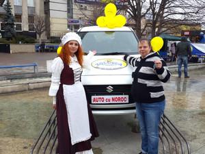 Елена Гутюм выиграла 46-й Автомобиль от сети магазинов ZOLUȘCA 16 марта 2019 года!